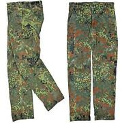 German Flecktarn Camo