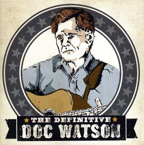 Doc Watson - Definitive [New CD]