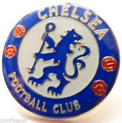 Chelsea Football Badge