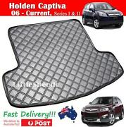 Holden Captiva Mats