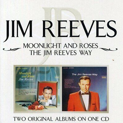 Jim Reeves - Moonlight And Roses/The Jim Reeves Way (NEW CD)