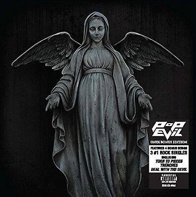 Pop Evil   Onyx  Bonus   New Cd  Explicit  Bonus Tracks  Deluxe Edition