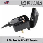 2 Pin Euro Plug