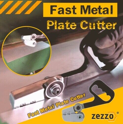 Fast Metal Plate Cutter Steel Strong & Durable