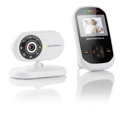 Motorola MBP18 Digital Wireless Video Baby Monitor with 1.8-Inch Color LCD Scree