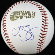 Curt Schilling Signed Baseball