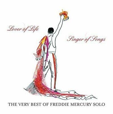 Freddie Mercury Lover of Life Singer of Songs Very Best Solo 2 CD NEW
