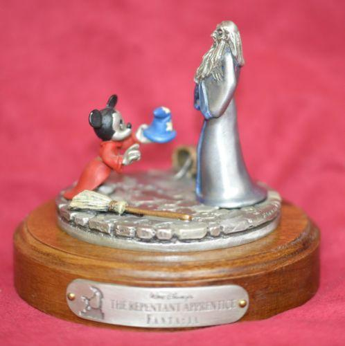 Disney Pewter Figurines Ebay