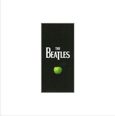 7New album Music The Beatles Stereo Remastered 16 CD Box Fine Set Black Sealed