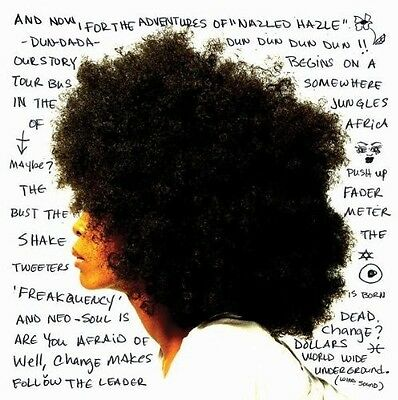 Erykah Badu   Worldwide Underground  New Cd