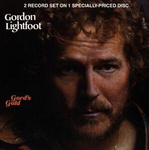 GORDON LIGHTFOOT GORD'S GOLD (GREATEST HITS) CD (1996)
