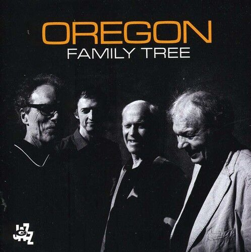 Oregon - Family Tree [New CD]