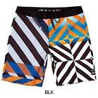 Geometric RVCA Shorts for Men