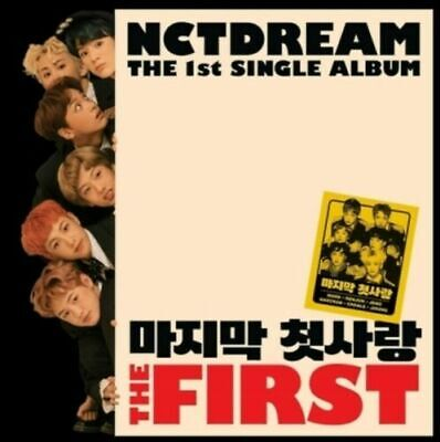NCT Dream -The First (1st Single Album) [Reissue], Brand New & Sealed