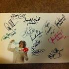 Mrs Brown Signed