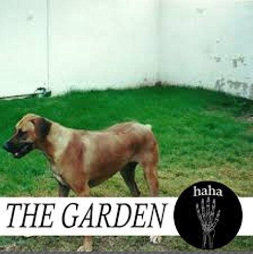 THE GARDEN - HAHA  CD NEU