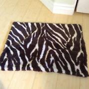 Brown Zebra Sheets
