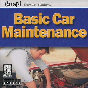 BASIC-CAR-MAINTENANCE-Auto-Repair-PC-Mac-Software-NEW