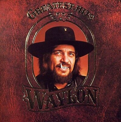 Waylon Jennings - Greatest Hits [New CD]