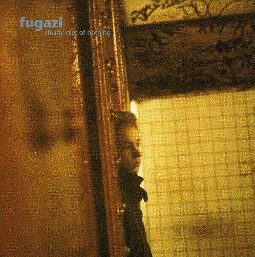 Fugazi - Steady Diet of Nothing [New CD]