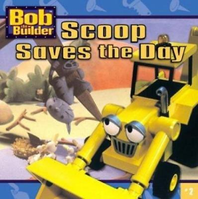 Bob The Builder - Scoop Saves The Day (DVD, (Bob The Builder Scoop Saves The Day)