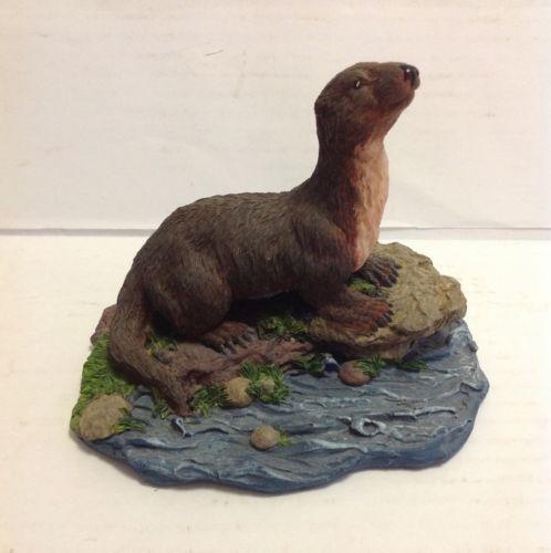 Otter Figurine Ebay