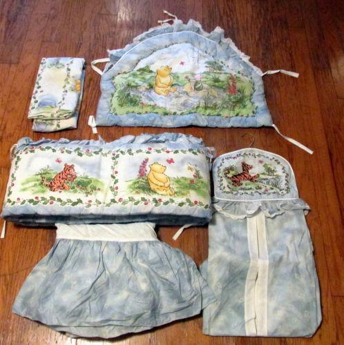 winnie the pooh crib bedding | eBay - HD Wallpapers