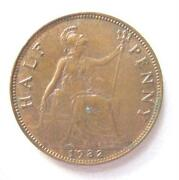George V Half Penny