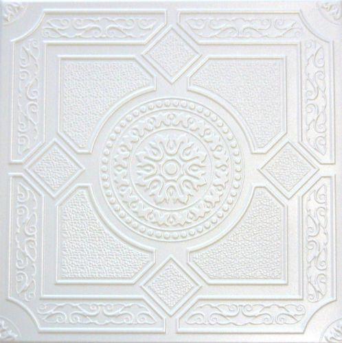 Styrofoam Ceiling Tiles Home Decor Ebay