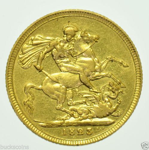 1823 Coin Ebay
