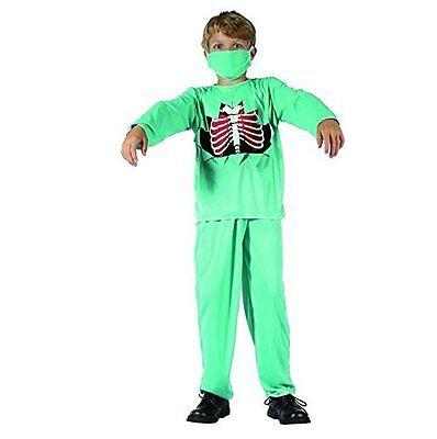 Doktor Chirurg Kostüm Halloween Zombie Arzt Kostüm Kinder halloween ()