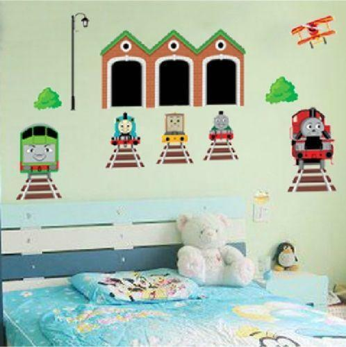 Train Wall Decor train decor | ebay