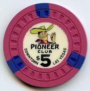 $5 Las Vegas Casino Chips