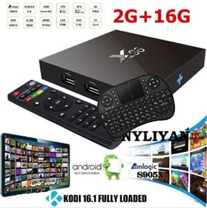 BRAND NEW ANDROID 6.0 HDMI 2.0 MEDIA PLAYER FOR SALE