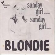 Blondie Sunday Girl