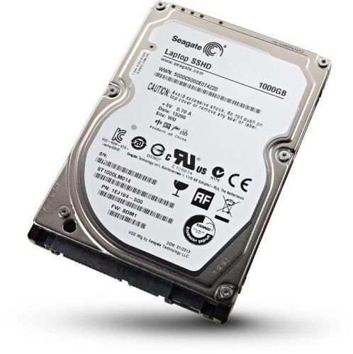 Seagate Laptop 1TB Solid State Hybrid Drive