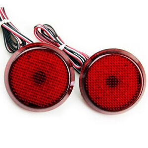 Toyota Corolla Sienna Scion xB iQ rear light reflector
