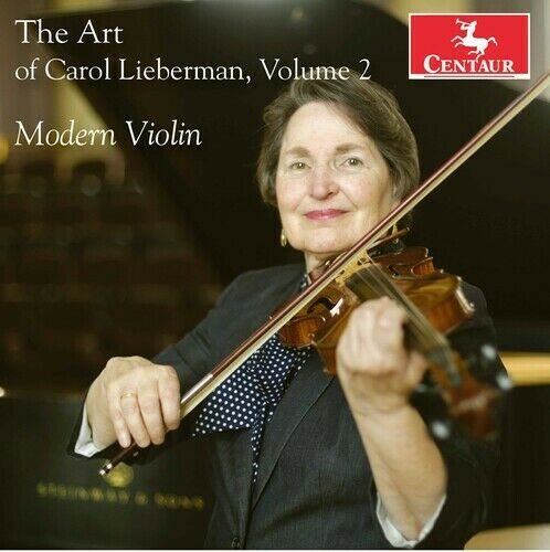 Art Of Carol Lieberman 2 [new Cd]