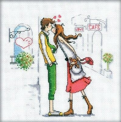 Counted Cross Stitch Kit Rto    Engagement