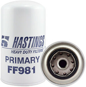 mack truck fuel filter mack truck hastings ff981 primary fuel filter | ebay 94 toyota truck fuel filter #6