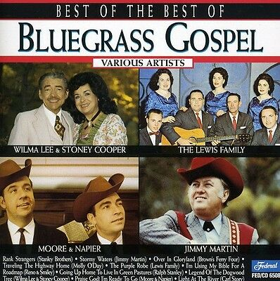 Various Artists - Best of Bluegrass Gospel / Various [New
