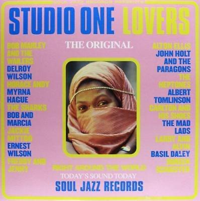 Various - Studio One Lovers Compilation New Sealed 2LP Vinyl