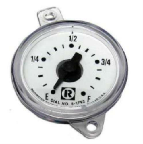 Rochester Gauges Dial Capsule 5323S01792 (Dial No. 5-1792)