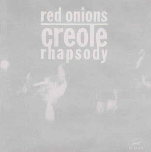 The Red Onion Jazz Band - Creole Rhapsody [New CD]