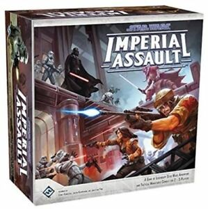 Starwars Imperial Assault fully painted Board Game