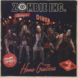 ZOMBIE INC. - Homo Gusticus - CD - 164193