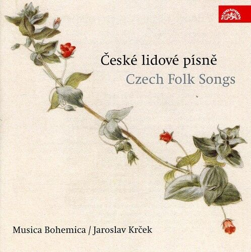 Jaroslav Krcek - Czech Folk Songs [New CD]