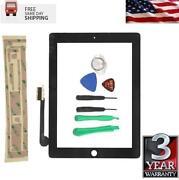 iPad 3 Digitizer Black