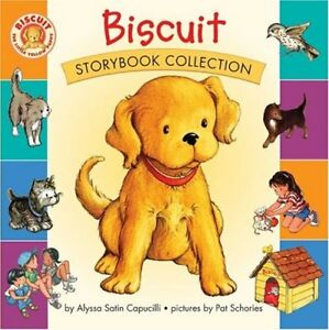 Biscuit Storybook Collection by Alyssa Satin Capucilli