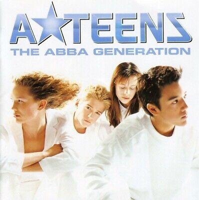 The Teens : ABBA Generation Pop 1 Disc CD